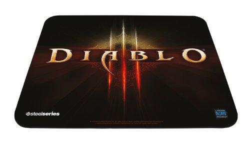 SteelSeries QcK - Alfombrilla de ratón Gaming Edición Mini Diablo III