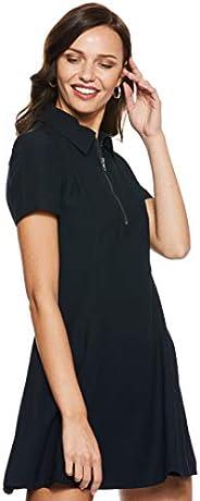 Calvin Klein Women's 2724671601-Black A-
