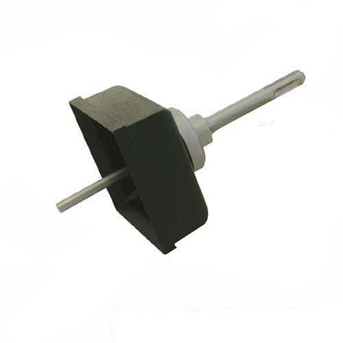 Silverline 868742 Quadratischer Lochschneider 77 x 77 mm