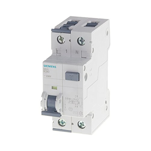 Siemens - Differential Kombination 10 A 2 M 30 mA 6 ka-c -