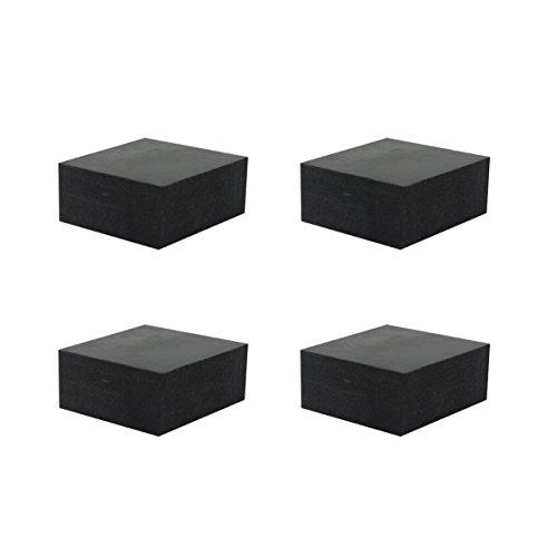 4rutschfeste Möbel Pads & #-; Gummi Möbel Pads Hartholz Böden zu schützen & #-, der am besten Möbel Bodenschoner und Möbel Füße für Fix Möbel und verschiedene Größen. - Datei Laminat