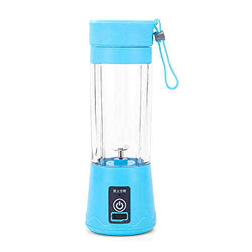 LbojailiAi 380ml tragbare Mini-Entsafter Mixer Squeezer Flasche Haushaltsobst