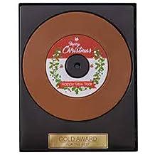 Weibler Confiserie Chocolaterie Estuche con LP Christmas LP en Chocolate Con Leche - 1 x 110
