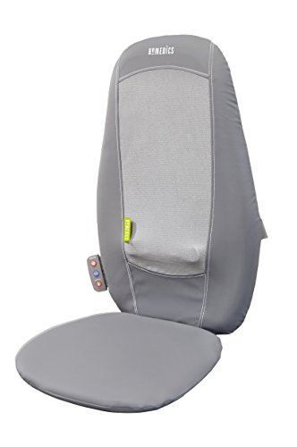 HoMedics Shiatsu Massage Seat with Soothing Heat
