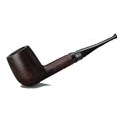 Shi Nanmu Pipe Pipe d'entrée Tabac Brillant Pipe mâle Pipe en Bois Massif Fumer