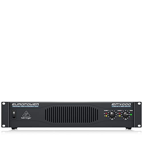 Behringer Europower EP4000 Power Amplifier