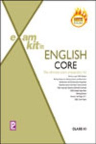 eXam-kit in English XII (Core) [Paperback] [Jan 01, 2017] S. Robins Phillip