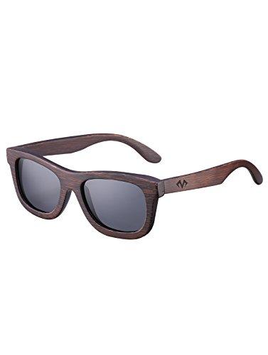 MIAROZ Sonnenbrille Herren Polarisierte Fahrer Brille UV400 Schutz für