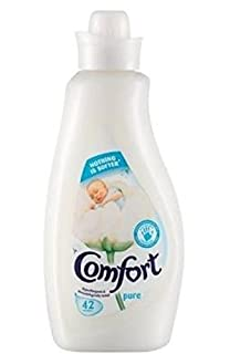 Comfort Pure Concentrate Liquid Fabric Conditioner 1.5 Litre (Pack of 2) (B003UUA9G2) | Amazon price tracker / tracking, Amazon price history charts, Amazon price watches, Amazon price drop alerts