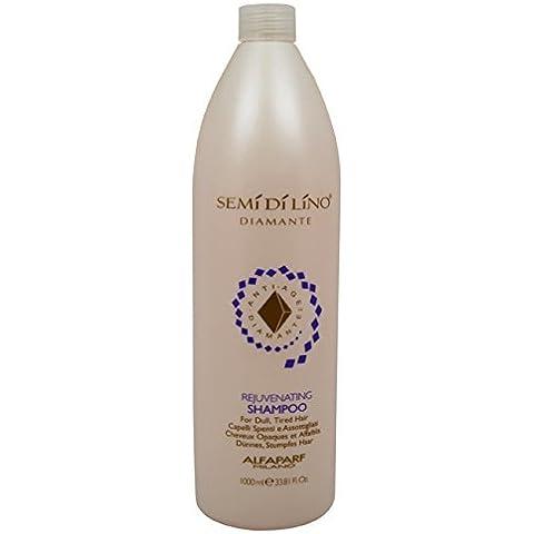 Alfaparf Semi Di Lino Diamante Anti-Age Rejuvenating Shampoo 1000ml by ALFAPARF MILANO