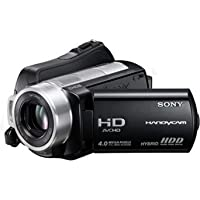 Sony HDR-SR10E High Definition 40GB Hard Disc Drive Handycam Digital Camcorder- 4MP