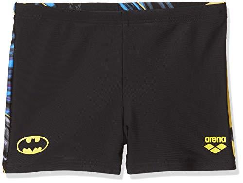 Arena B Batman Placed Print Jr Short Bañador para niño, Niños, 002513, Black/Multi, FR : M Taille...