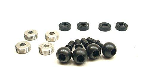 Unbekannt Carson 1:8 4WD Virus 4.0 Brushless Buggy 500205961 Pivot Ball Set CV3®