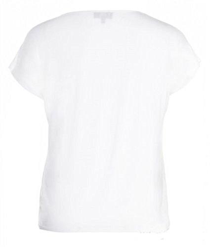 Neue Frauen Plus Size Gedruckt Lässige Stretch Kurzarm T-Shirts Tops 44-54 Upside Down