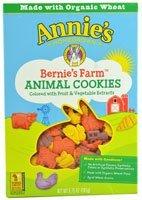 Annie'S - Certified Organic Animal Cookies 6.75 Oz. 140786