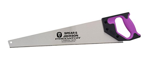 Spear & Jackson B98LAMINATE Scie spéciale parquet, Violet, 500 mm