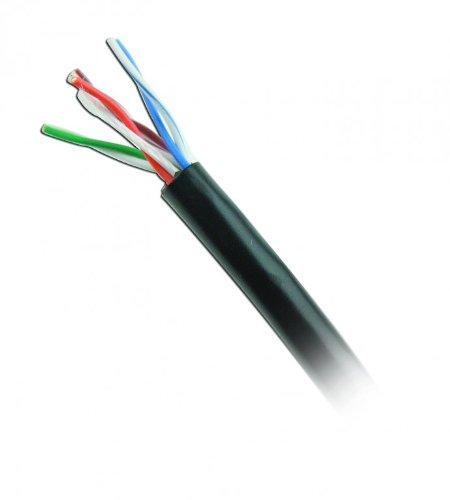 Gembird 305m UTP massiv Outdoor CAT5e Kabel - Outdoor-cat5e-kabel