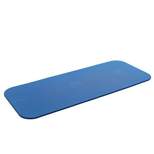 AIREX Coronita, Gymnastikmatte, blau, ca. 200 x 80 x 1,5 cm
