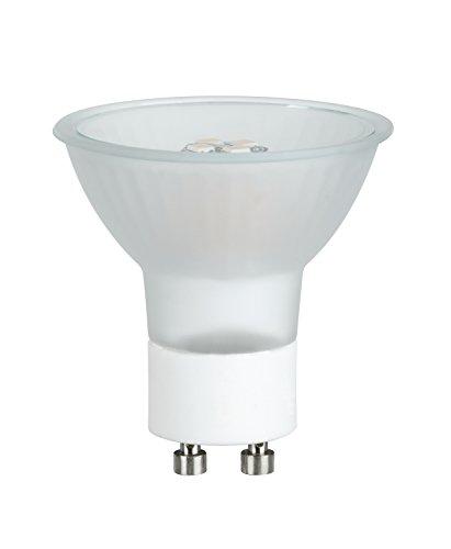 Paulmann 281.87 LED Reflektor Maxiflood 3,5W GZ10 230V Warmweiß Softopal 28187 Leuchtmittel Lampe