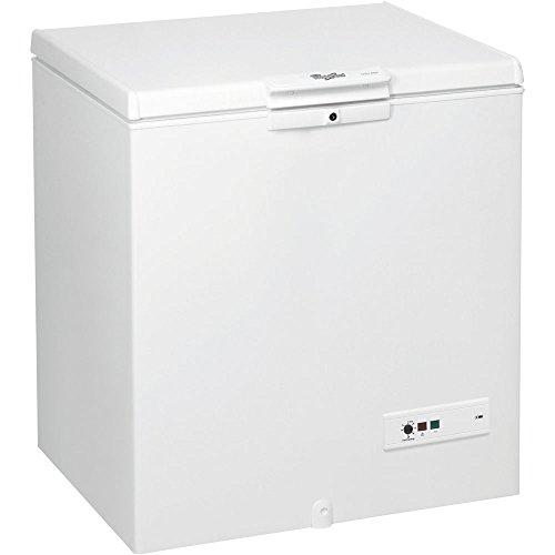 Whirlpool - WHM2110 - Congélateur Coffre - 204 L - Classe: A+ - Blanc
