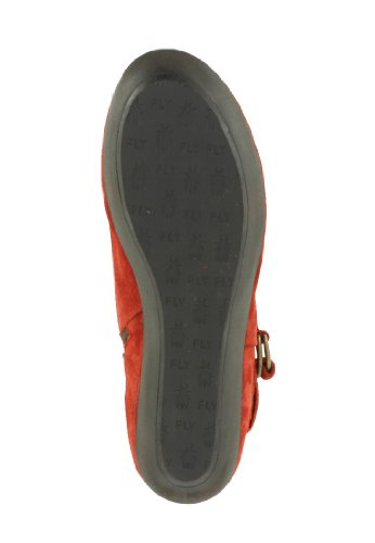 FLY LONDON Hena Rosso (Red)