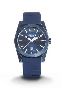 Reloj Locman Nuovo Stealth 0810B02S-BLBLWHSB