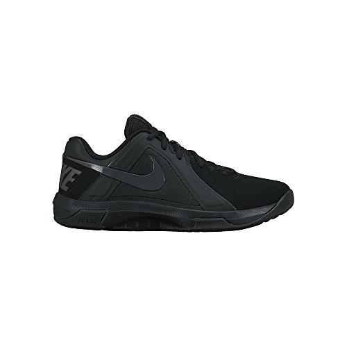 Nike Schuh Neue Luft Mavin Unter Nbk Basketball, Schwarz/Grau/Schwarz - Größe: 13 D(M) US (Sneakers Nike Größe Schwarze 13)