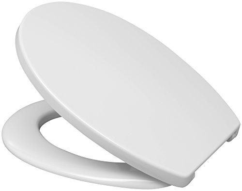 Hamberger 527652 WC-Sitz Pago, mit SoftClose Pure weiß