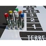 L'Atelier des Designers - Lot de 2 bombes de peinture blanche