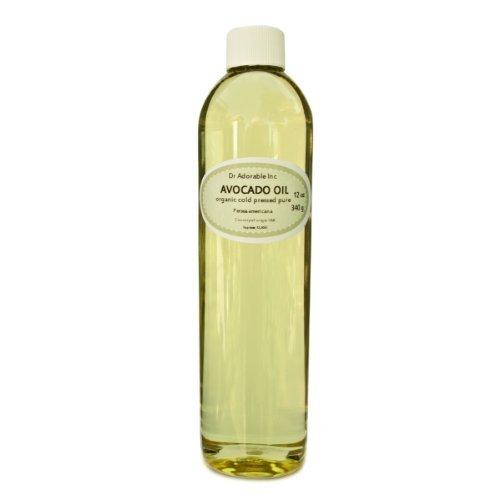 Avocado Oil Organic Cold Pressed 100% Pure 36 Oz
