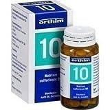 Biochemie Orthim 10 Natrium sulfuricum D 6 Tablett 100 stk