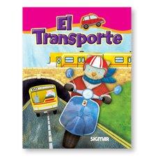 El transporte/Transportation (Cuando sea grande/When I Grow Up) por Patricia Suarez