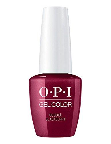 OPI Gelcolor - Bogota Blackberry - 15ml