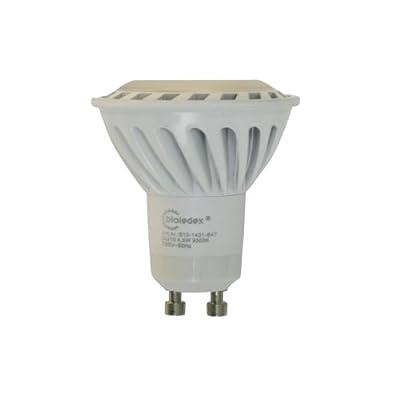 BIOLEDEX® PERO LED Spot GU10 4,5W 260Lm 38° Weiss von BIOLEDEX bei Lampenhans.de