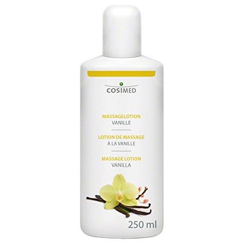 Massagelotion Vanille, 250 ml