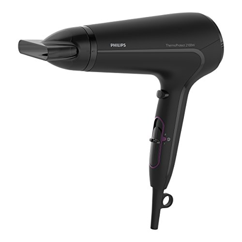 Alter Mann Haar - Philips DryCare Advanced Haartrockner mit ThermoProtect