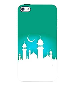 printtech Ramzan Muslim Chaand Back Case Cover for Apple iPhone 4::Apple iPhone 4S