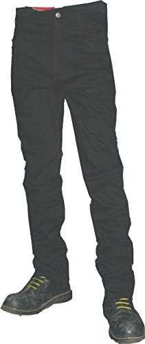 "Darkside - ""Basic"" Stretch Jeans, Farbe: Schwarz Schwarz"