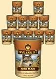 Warnicks Tierfutterservice Wolfsblut - Wide Plain 12 x 395g mit Mind. 90% Pferdefleisch