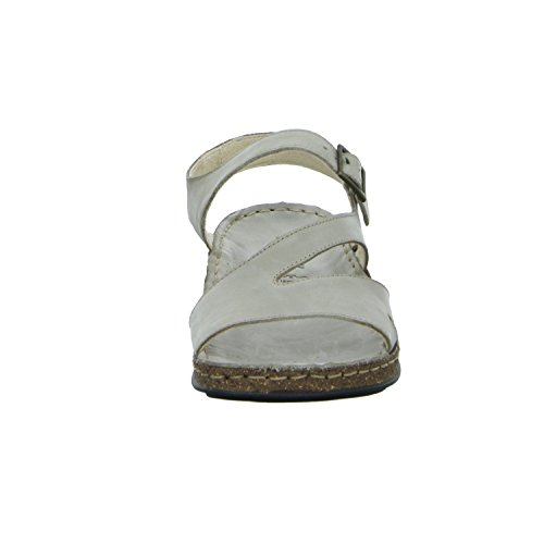scarbella scarbella 3861 Sandalette Damen sportlicher Taupe sportlicher Damen 35580 35580 Boden 3861 Beige Sandalette rqfrAU