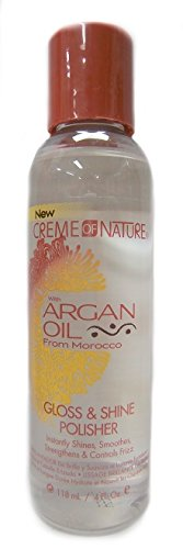 Creme of Nature with Argan Oil From Morocco Gloss & Shine Polisher 118ml