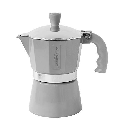 abm-idea hx932721 Cafetière 1 Tasse, gris