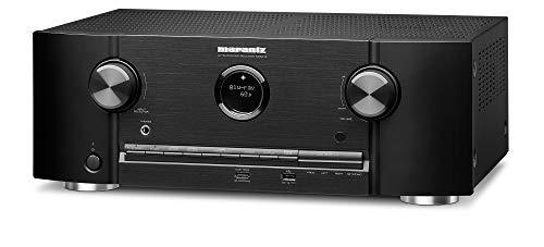 Marantz SR5013  7.2-Kanal Full 4K Ultra HD Netzwerk-AV-Surround-Receiver mit HEOS und Amazon Alexa Schwarz - Av-receiver Netzwerk