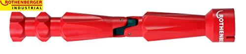 Rothenberger Industrial RO Lokus WC Sitzmontageschlüssel, rot, 036040E