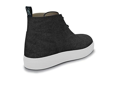 DIS - Yuri - Chukka Sneakers - Unisexe Noir