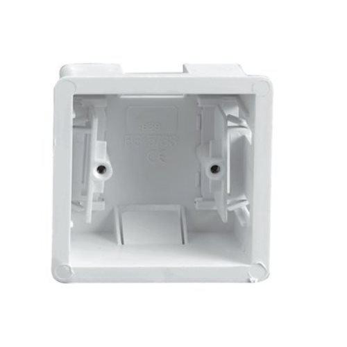 Bulk Hardware BH04528 45 cm 1 interruptores no estándar Caja portamecanismos empotrable