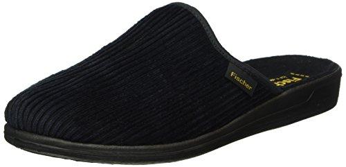 fischer-herren-hauspantoffel-pantoffeln-blau-midnight-502-43-eu