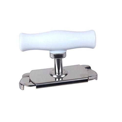 Espeedy Edelstahl Verstellbare Twist Jar Opener Spirale Kann Deckel Entferner Werkzeug