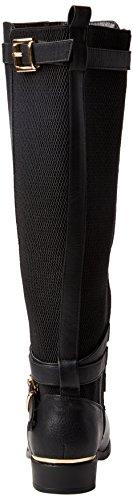 New Look Bandorra, Stivali da Equitazione Donna Nero (black/01)
