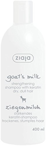 ZIAJA Ziegenmilch Haar-Shampoo 400ml